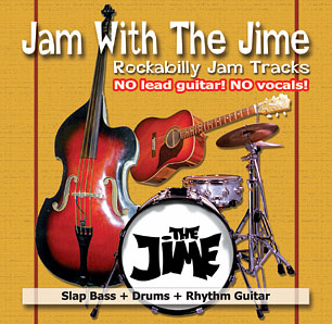 Jam With The Jime CD cover